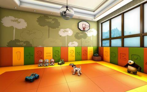 3D Floor Mat Play Ground 2