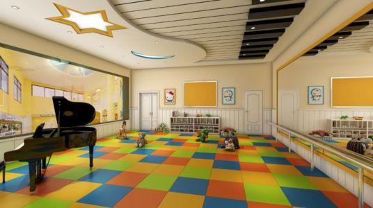 3D Floor Mat Play Ground 4