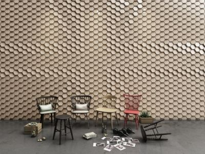 3D Wall Panel 6 Elements 7