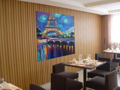Decorative Wall Panels Restaurant 3