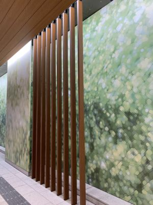 Hollow Tube Wall decoration 38