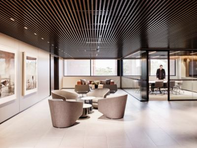 Suspended Ceiling Office 6