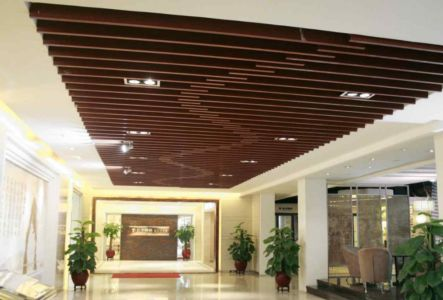 Suspended Ceiling Shopping Mall 4