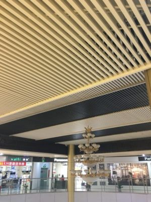 Suspended Ceiling Shopping Mall 7