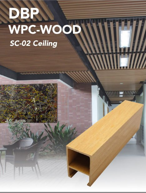 Dropped Ceiling System all options 40x55 in maple color front page