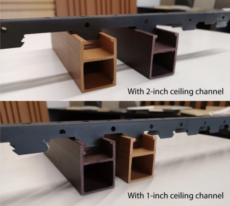 Dropped Ceiling System all options