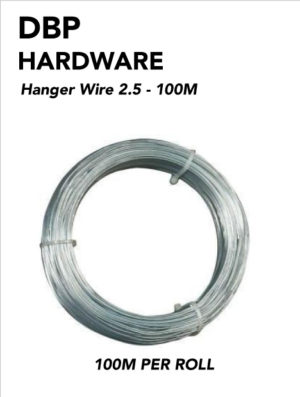 Hanger wire 100M Roll