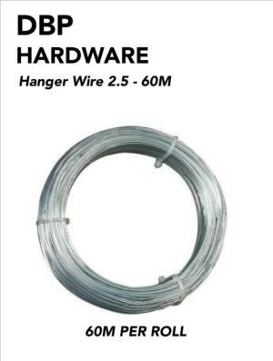 Hanger wire 60M Roll
