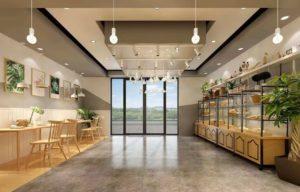 Suspended gib ceiling